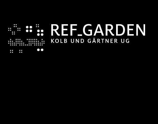 Ref_Garden GmbH, Logogestaltung Zech Dombrowsky Design