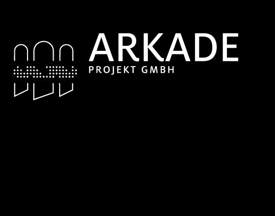 ARKADE Projekt GmbH, Logogestaltung Zech Dombrowsky Design