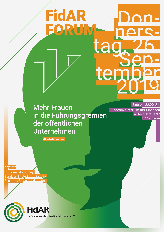 Plakat zum Chorkonzert Bach / Mozart 2019 der Kantorei der Passionskirche
