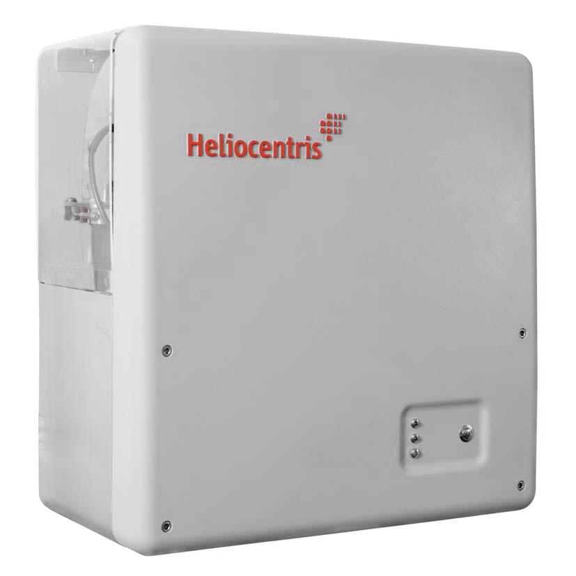 Produktbranding für die Heliocentris Energy Solutions AG