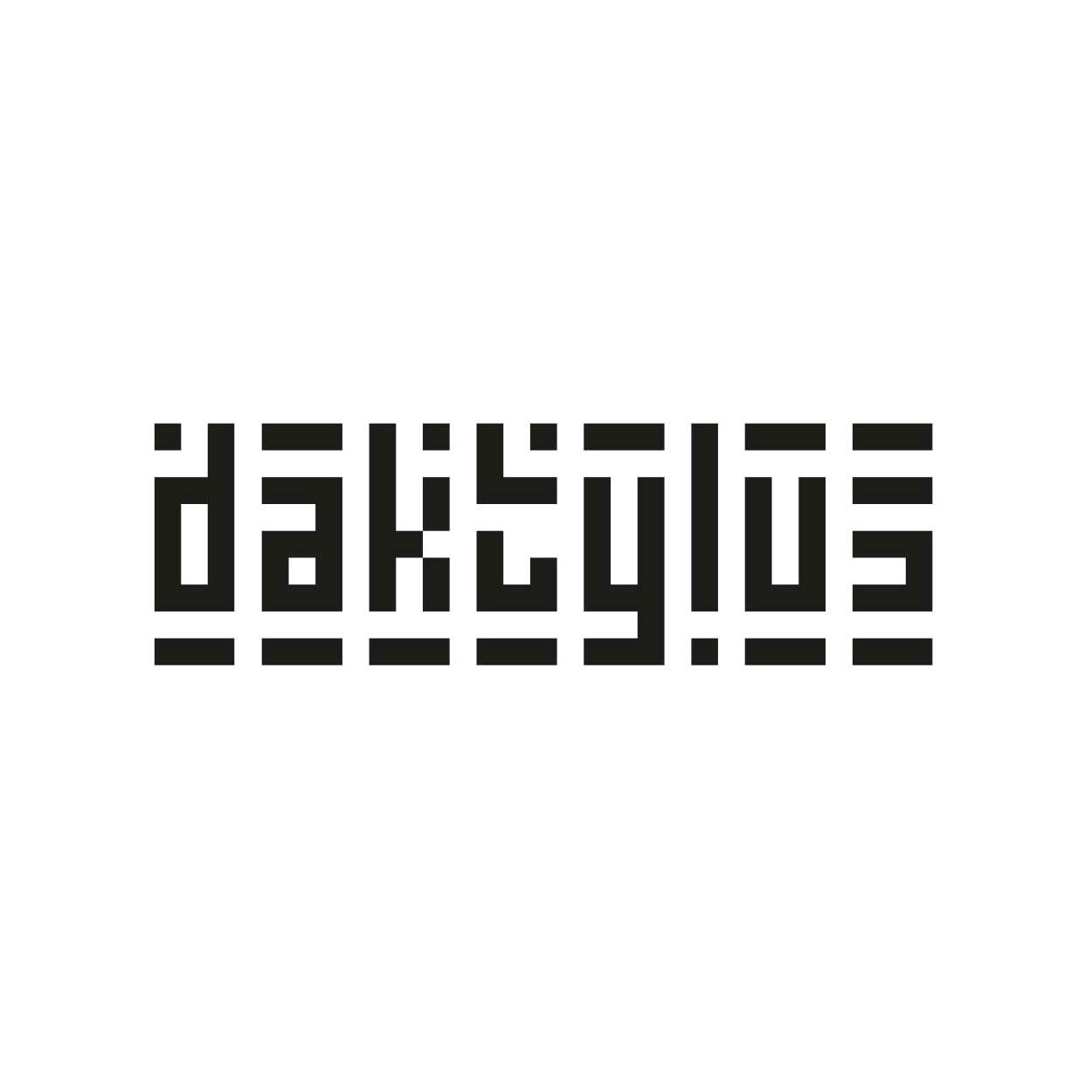 Theater Daktylus Logogestaltung Zech Dombrowsky Design